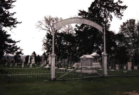 SHARON, CEMETERY - Cedar County, Iowa | CEMETERY SHARON