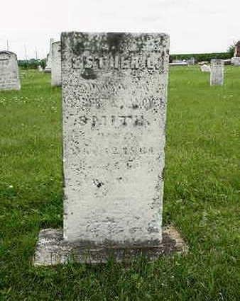 SMITH, ESTHER L. - Cedar County, Iowa | ESTHER L. SMITH