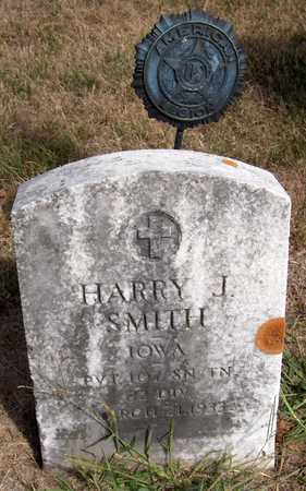 SMITH, HARRY J. - Cedar County, Iowa | HARRY J. SMITH