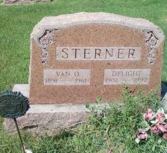 STERNER, VAN O. - Cedar County, Iowa | VAN O. STERNER