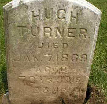 TURNER, HUGH - Cedar County, Iowa | HUGH TURNER
