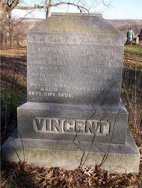 VINCENT, JAMES M. - Cedar County, Iowa | JAMES M. VINCENT