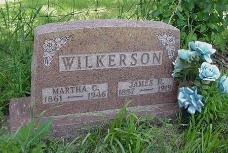 WILKERSON, JAMES - Cedar County, Iowa | JAMES WILKERSON