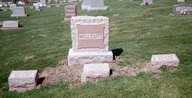 WILLCUTT, GERTRUDE - Cedar County, Iowa | GERTRUDE WILLCUTT