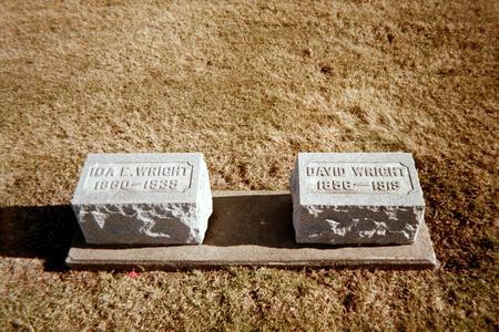 WRIGHT, IDA - Cedar County, Iowa | IDA WRIGHT