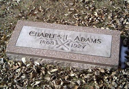 ADAMS, CHARLES - Cerro Gordo County, Iowa | CHARLES ADAMS