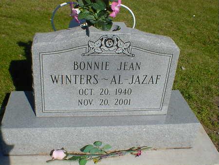 AL-JAZAF, BONNIE JEAN - Cerro Gordo County, Iowa | BONNIE JEAN AL-JAZAF