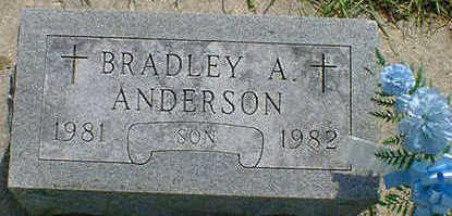 ANDERSON, BRADLEY A. - Cerro Gordo County, Iowa | BRADLEY A. ANDERSON