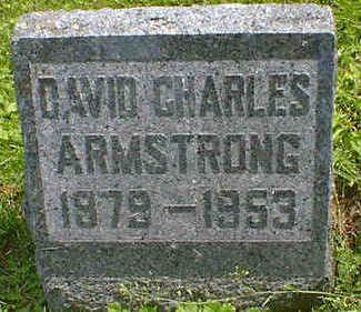 ARMSTRONG, DAVID - Cerro Gordo County, Iowa | DAVID ARMSTRONG