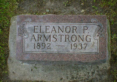 ARMSTRONG, ELEANOR P. - Cerro Gordo County, Iowa | ELEANOR P. ARMSTRONG