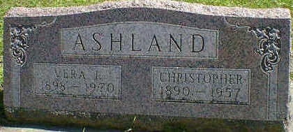 ASHLAND, CHRISTOPHER - Cerro Gordo County, Iowa | CHRISTOPHER ASHLAND