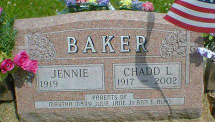 BAKER, CHADD L. - Cerro Gordo County, Iowa | CHADD L. BAKER