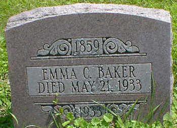 BAKER, EMMA C. - Cerro Gordo County, Iowa | EMMA C. BAKER
