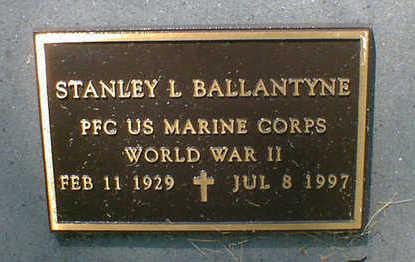 BALLANTYNE, STANLEY L. - Cerro Gordo County, Iowa | STANLEY L. BALLANTYNE