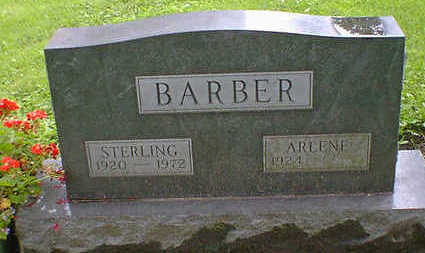 BARBER, STERLING - Cerro Gordo County, Iowa | STERLING BARBER