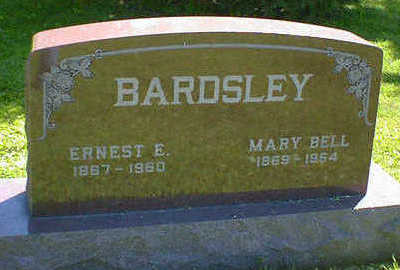BARDSLEY, MARY BELL - Cerro Gordo County, Iowa | MARY BELL BARDSLEY