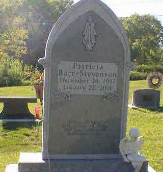 BARR-STEVENSON, PATRICIA - Cerro Gordo County, Iowa | PATRICIA BARR-STEVENSON