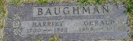 BAUGHMAN, GERALD - Cerro Gordo County, Iowa | GERALD BAUGHMAN