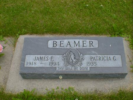 BEAMER, JAMES F. - Cerro Gordo County, Iowa | JAMES F. BEAMER