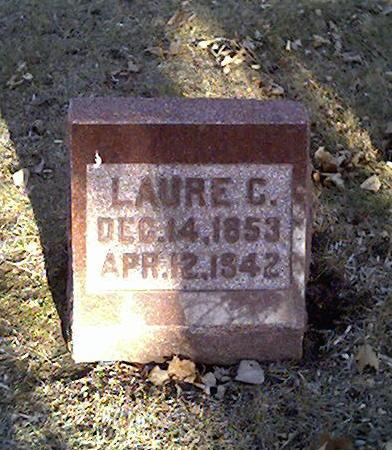 BEECHER, LAURE C. - Cerro Gordo County, Iowa | LAURE C. BEECHER