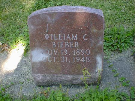 BIEBER, WILLIAM C. - Cerro Gordo County, Iowa | WILLIAM C. BIEBER