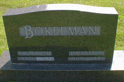BOKELMAN, HOLLIS R. - Cerro Gordo County, Iowa | HOLLIS R. BOKELMAN
