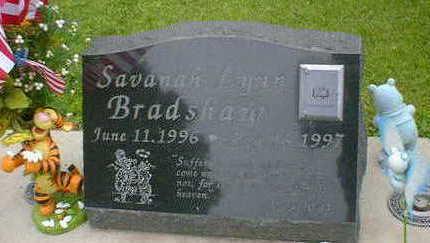 BRADSHAW, SAVANAH LYNN - Cerro Gordo County, Iowa | SAVANAH LYNN BRADSHAW