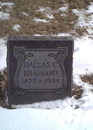 BRAINARD, DALLAS - Cerro Gordo County, Iowa | DALLAS BRAINARD