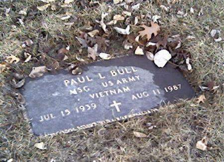 BULL, PAUL - Cerro Gordo County, Iowa | PAUL BULL