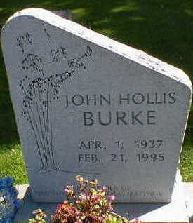 BURKE, JOHN HOLLIS - Cerro Gordo County, Iowa | JOHN HOLLIS BURKE
