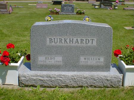 BURKHARDT, WILLIAM - Cerro Gordo County, Iowa | WILLIAM BURKHARDT