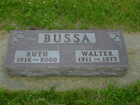 BUSSA, RUTH - Cerro Gordo County, Iowa | RUTH BUSSA