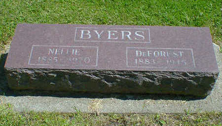 BYERS, DEFOREST - Cerro Gordo County, Iowa | DEFOREST BYERS
