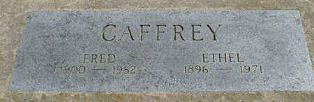 CAFFREY, FRED - Cerro Gordo County, Iowa | FRED CAFFREY