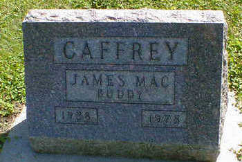 CAFFREY, JAMES MAC