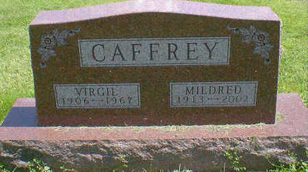 CAFFREY, MILDRED - Cerro Gordo County, Iowa | MILDRED CAFFREY