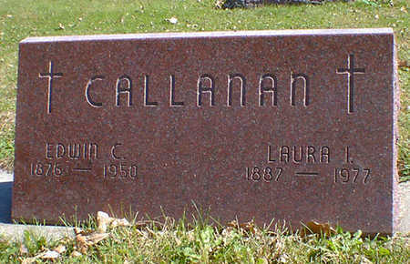 CALLANAN, LAURA I. - Cerro Gordo County, Iowa | LAURA I. CALLANAN