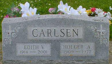CARLSEN, HOLGER A. - Cerro Gordo County, Iowa | HOLGER A. CARLSEN