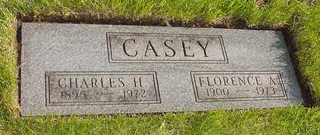 CASEY, CHARLES HAROLD - Cerro Gordo County, Iowa | CHARLES HAROLD CASEY