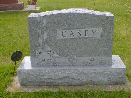 CASEY, JAMES C. - Cerro Gordo County, Iowa | JAMES C. CASEY