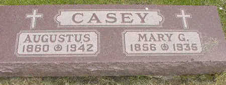 CASEY, MARY G. - Cerro Gordo County, Iowa | MARY G. CASEY