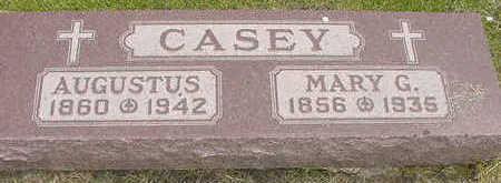 CASEY, PATRICK AUGUSTUS - Cerro Gordo County, Iowa | PATRICK AUGUSTUS CASEY