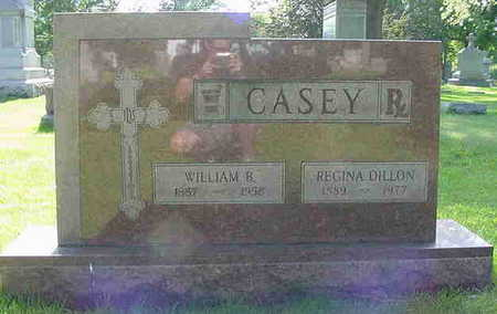 CASEY, WILLIAM BERNARD - Cerro Gordo County, Iowa | WILLIAM BERNARD CASEY