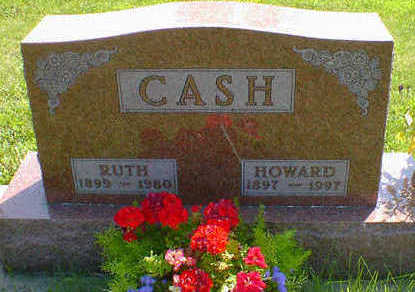 CASH, RUTH - Cerro Gordo County, Iowa | RUTH CASH
