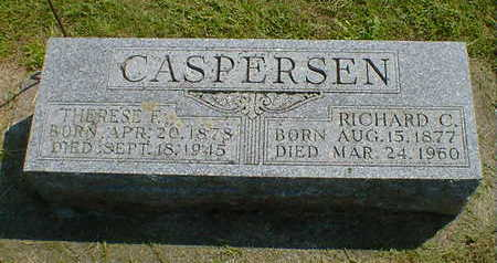 CASPERSEN, RICHARD C. - Cerro Gordo County, Iowa | RICHARD C. CASPERSEN