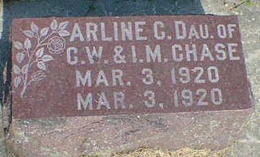 CHASE, ARLINE C. - Cerro Gordo County, Iowa | ARLINE C. CHASE