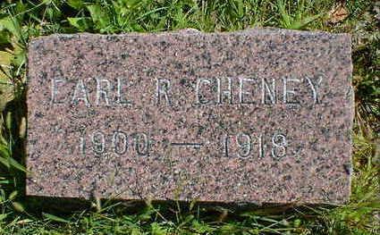CHENEY, EARL R. - Cerro Gordo County, Iowa | EARL R. CHENEY