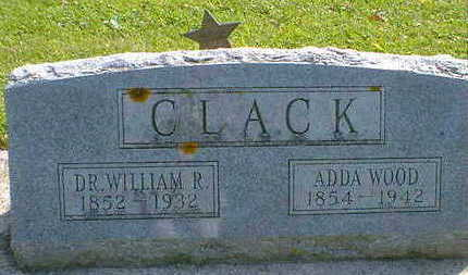 CLACK, WILLIAM R. - Cerro Gordo County, Iowa | WILLIAM R. CLACK