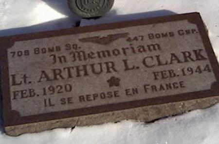 CLARK, ARTHUR - Cerro Gordo County, Iowa | ARTHUR CLARK