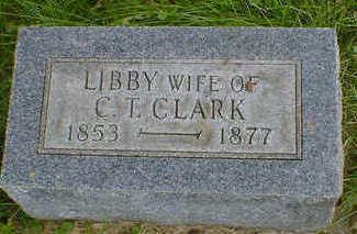 CLARK, LIBBY - Cerro Gordo County, Iowa | LIBBY CLARK